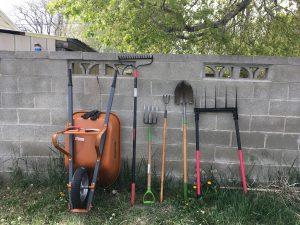 Garden prep tools